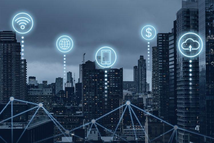 Transformación digital, digitalización, ciudad, smart city