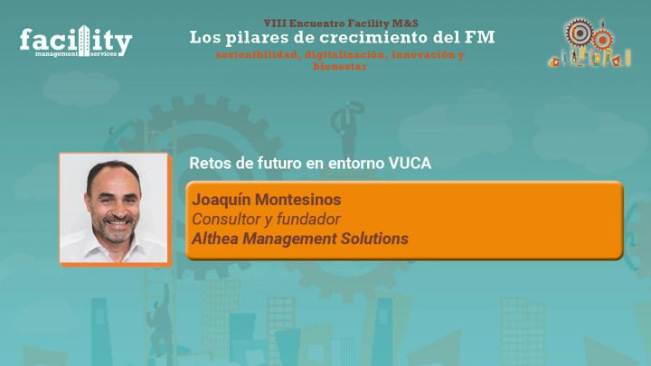 Joaquín Montesinos, consultor y fundador de Althea Management Solutions.