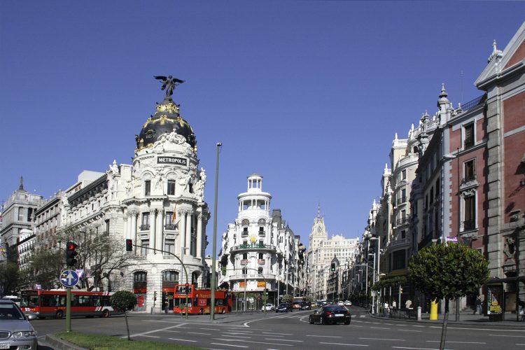 Ayutamiento de Madrid, calles de Madrid