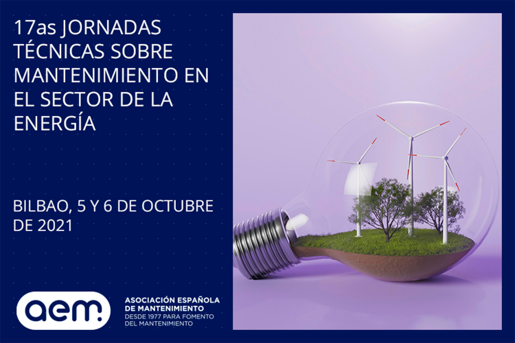 JORNADAS SOBRE EL MANTENIMIENTO EN EL SECTOR DE LA ENERGÍA