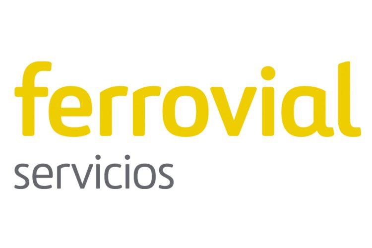 Ferrovial Servicios logo.