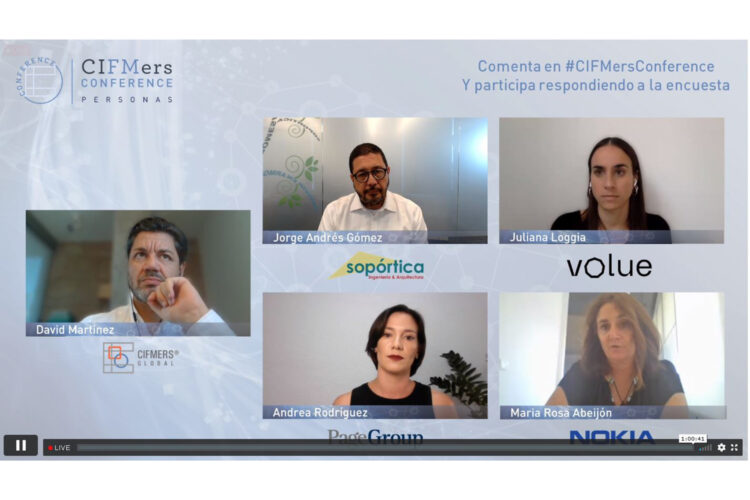 cifmers conference personas