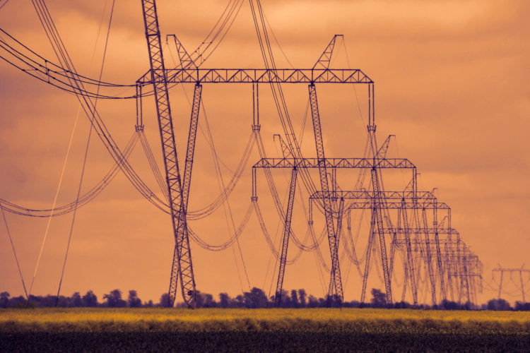 tendido eléctrico infraestructuras críticas